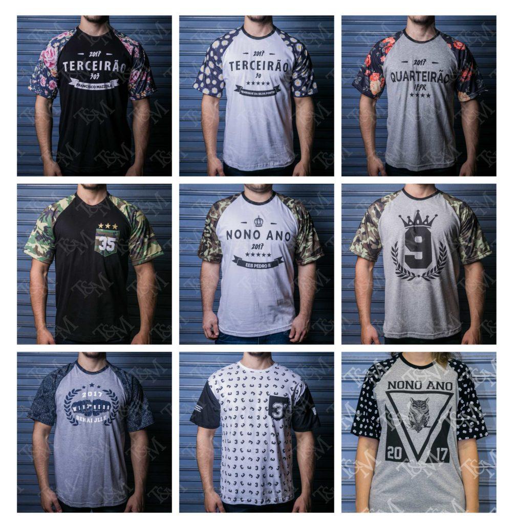 Estampar Sua Camiseta De Formatura Inspire Se Com Os Temas Em Alta