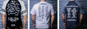 camiseta terceiro ano