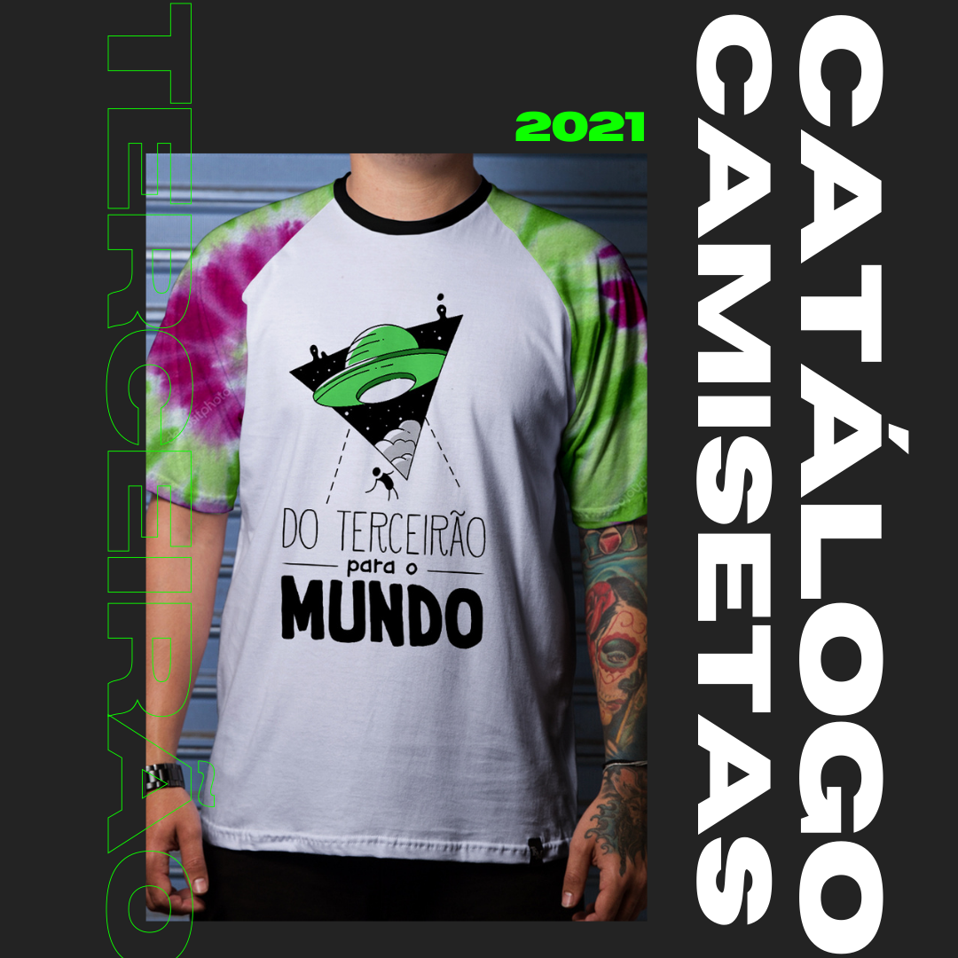 catalogo camisetas terceirao 2021